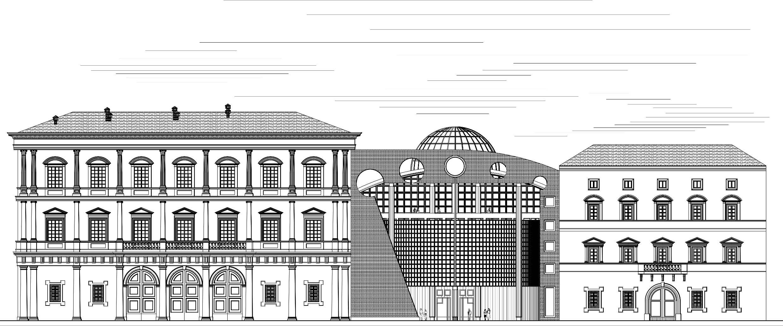 Come progettare un edificio nel centro storico