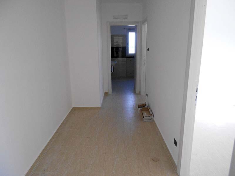 Corridoio salotto prima dei lavori CreazioniSV